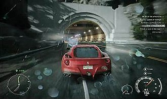 Need for Speed Rivals - Rivals features a dynamic weather system.
