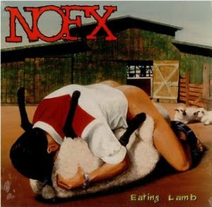 Heavy Petting Zoo - Image: NOFX Eating Lamb cover