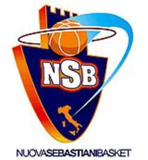 Nuova AMG Sebastiani Basket Rieti - Image: NSB Napoli Logo