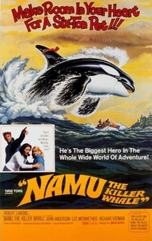 Namu, the Killer Whale - Image: Namu The Killer Whale UA promo poster