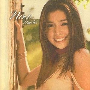 Smile (Nina Girado album) - Image: Nina Smile album cover front