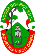 Noosa District State High School Logo