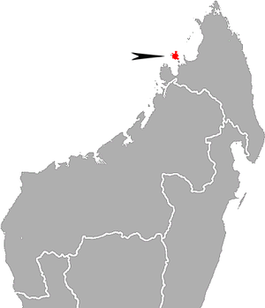 Nosy Be - Nosy Be is situated off the west coast of Diana Region in northern Madagascar