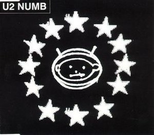 Numb (U2 song) - Image: Numb promo U2