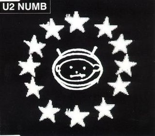 Numb (U2 song) song by U2
