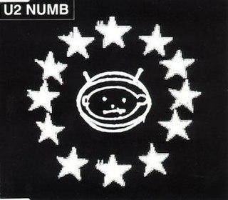 Numb (U2 song) 1993 song by U2