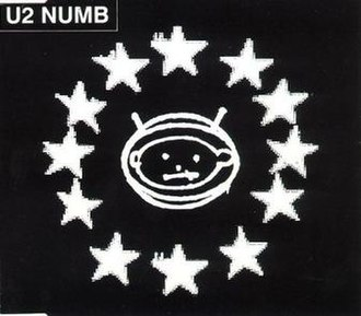 U2 - Numb (studio acapella)