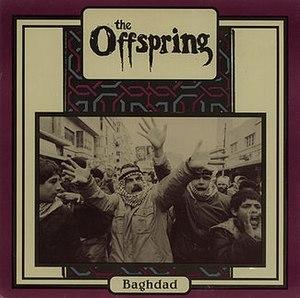 Baghdad (EP) - Image: Offspring Baghdad (Front)