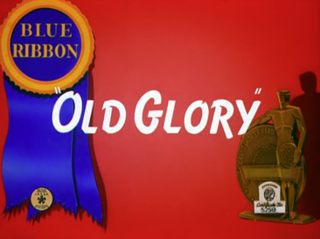 <i>Old Glory</i> (film) 1939 animated short film directed by Chuck Jones