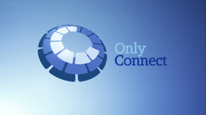 Only Connect - Image: Only Connect title