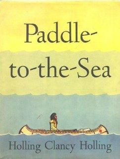 <i>Paddle-to-the-Sea</i> book by Holling C. Holling