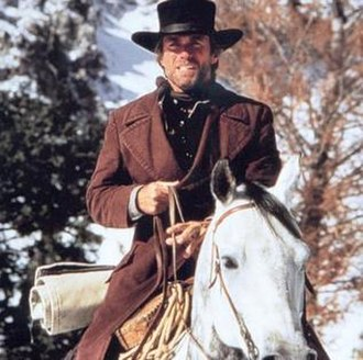 "Pale Rider - Clint Eastwood as ""The Preacher"""