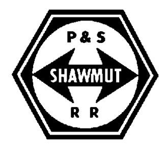 Pittsburg and Shawmut Railroad - Image: Pandslogo