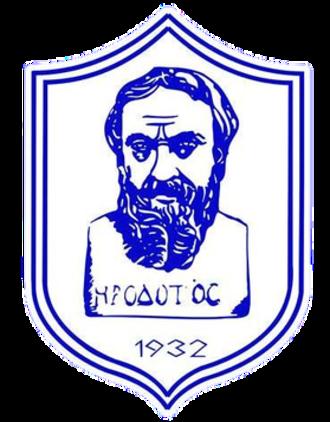 P.A.S.A. Irodotos F.C. - Image: Pasa irodotos fc