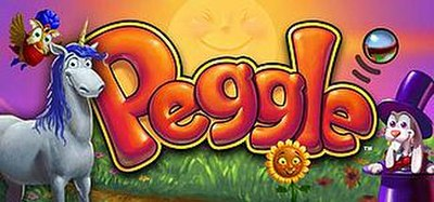 Picture of a game: Peggle