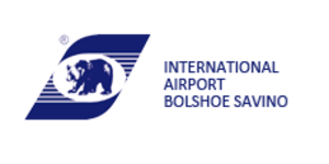 Perm International Airport - Image: Perm Airport logo en