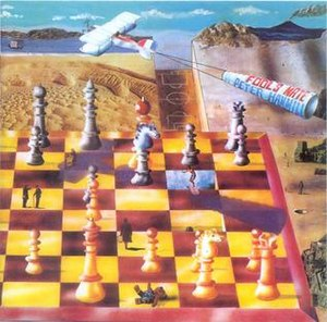 Fool's Mate (album) - Image: Peter Hammill Fool's Mate