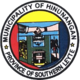 Official seal of Municipality of Hinunangan