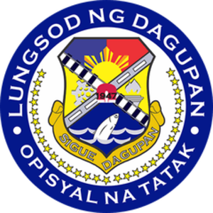 Seal of Dagupan - Image: Ph seal pangasinan dagupan