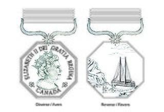 Polar Medal (Canada) Award
