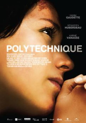 Polytechnique (film) - Theatrical release poster