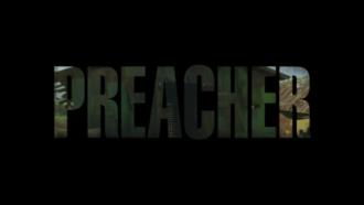 Preacher (TV series) - Title card from the pilot