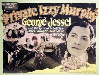 Private Izzy Murphy - Image: Private Izzy Murphy movie poster
