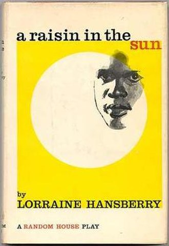 A Raisin in the Sun - First-edition publication (Random House 1959)