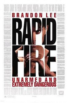 rapid fire (1992 film)