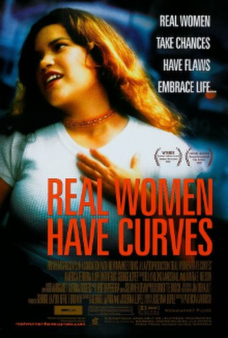 Real Women Have Curves - Theatrical release poster