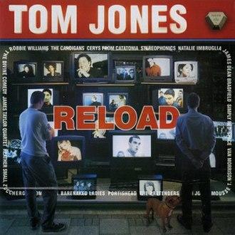 Reload (Tom Jones album) - Image: Reload Album