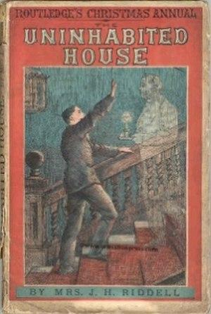 Charlotte Riddell - Cover of The Uninhabited House