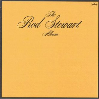 An Old Raincoat Won't Ever Let You Down - Image: Rod Stewart The Rod Stewart Album