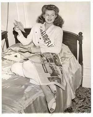 Miss California - Image: Rosemary La Planche