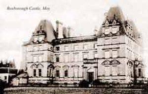 Roxborough Castle - Roxborough Castle in its heyday