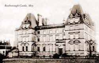 Roxborough Castle - Roxborough Castle in its heyday