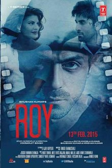 Roy 2015 Hindi 720p 999MB DVDRip AAC MKV