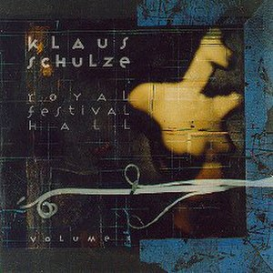 Royal Festival Hall Vol. 1 - Image: Royal Festival Hall Vol. 1 Klaus Schulze Album