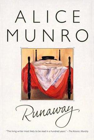 Runaway (book) - Image: Runawaycover