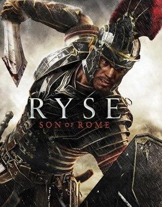 Ryse: Son of Rome - Image: Ryse box art