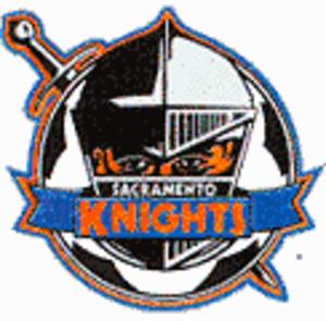 Sacramento Knights - Image: Sacramento Knights