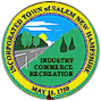 Salem, New Hampshire - Image: Salem, NH Town Seal