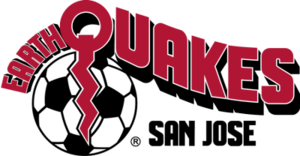 San Jose Earthquakes (1974–88) - Image: San Jose Earthquakes logo 1976 1979