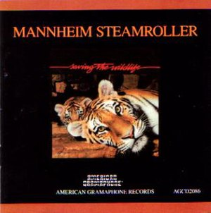 Saving the Wildlife - Image: Saving the Wildlife (Mannheim Steamroller album)