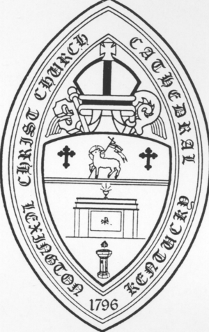 Christ Church Cathedral (Lexington, Kentucky) - Seal of the cathedral