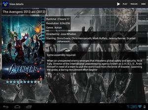 Serviio - Serviio Android phone/tablet interface