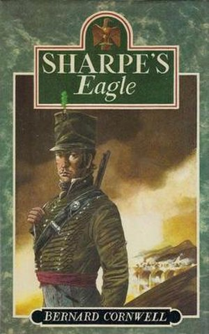 Sharpe's Eagle (novel) - First edition