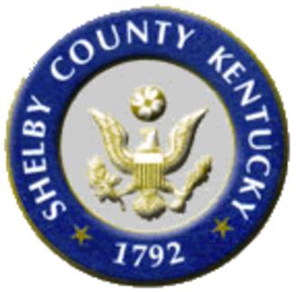 Shelby County, Kentucky - Image: Shelby County Kentucky Seal
