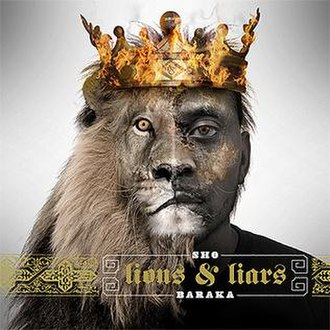 Lions and Liars - Image: Sho Baraka Lionsand Liarscover