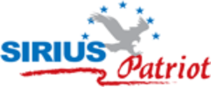 SiriusXM Patriot - Logo for SIRIUS Patriot, the second conservative talk channel on Sirius.